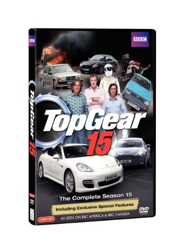 Top Gear Season 15 Top Gear Ws Nr 2 DVD