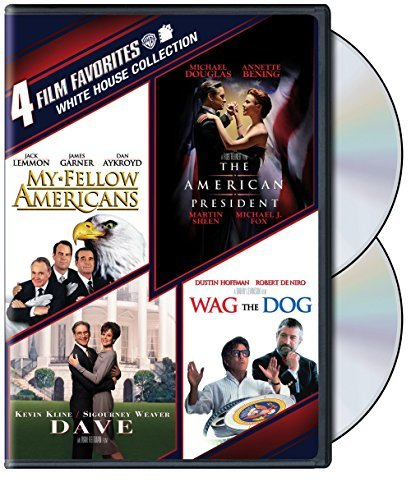 White House Collection 4 Film Favorites Nr