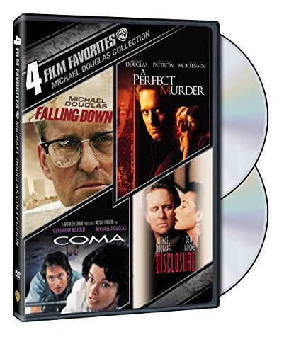 Michael Douglas 4 Film Favorites Ws R 2 DVD