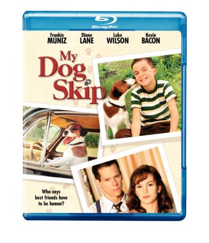 My Dog Skip Muniz Lane Bacon Wilson Wachs Blu Ray Ws Pg