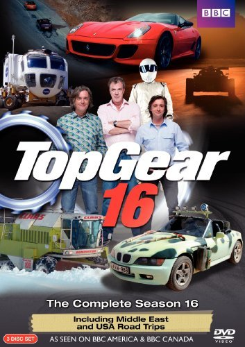 Top Gear Season 16 Ws Nr 3 DVD