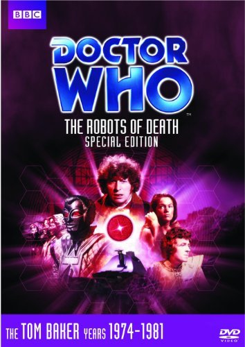 Doctor Who Robots Of Death Special Ed. Nr