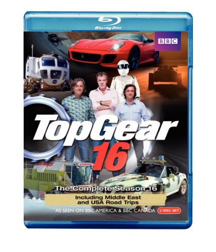 Top Gear Season 16 Ws Blu Ray Nr 3 DVD