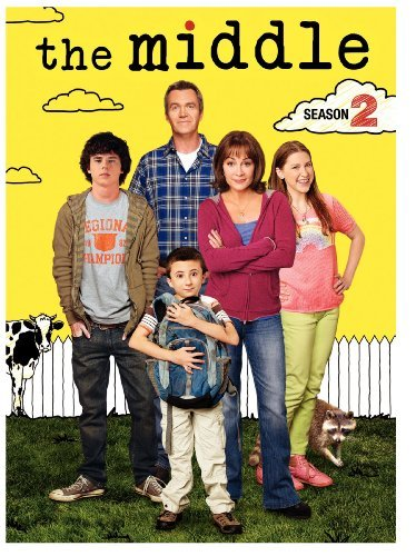 Middle Season 2 DVD Nr