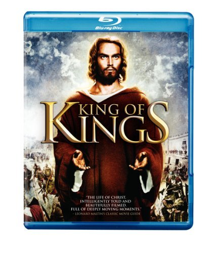King Of Kings (1961) Hunter Gam Guardino Blu Ray Ws Pg13