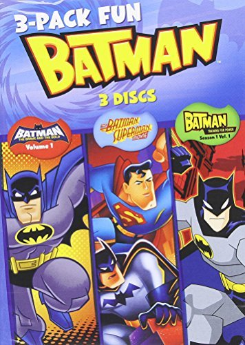 Fun Pack Batman Nr 3 DVD