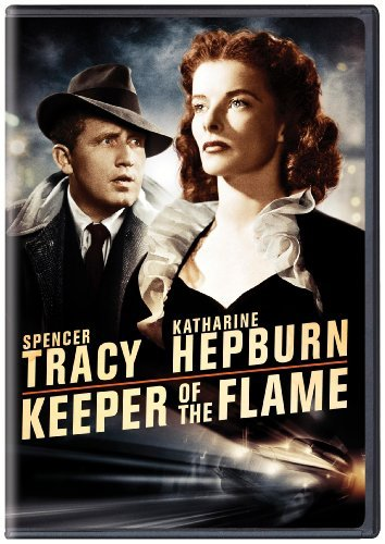 Keeper Of The Flame Tucker Hepburn Tracy Nr