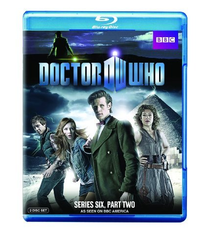 Doctor Who Series 6 Part 2 Ws Blu Ray Nr 2 DVD