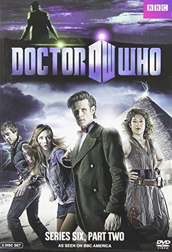 Doctor Who Vol. 2 Series 6 Doctor Who Ws Nr 2 DVD