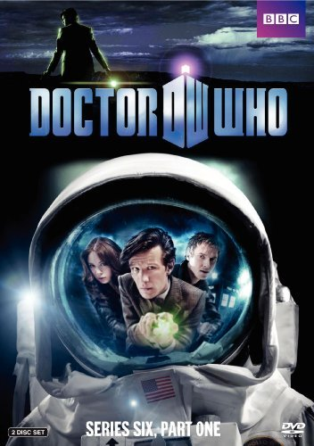 Doctor Who Season Six Part On Doctor Who Ws Nr 2 DVD