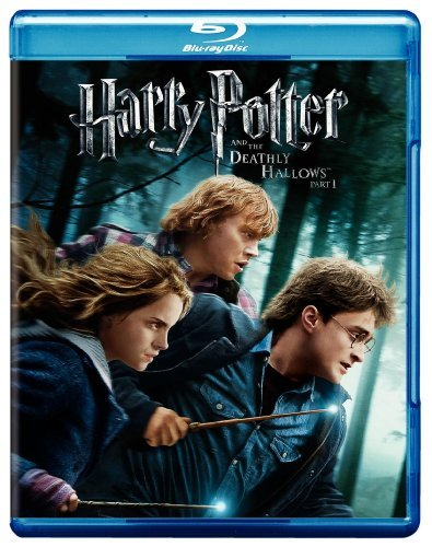 Harry Potter & The Deathly Hallows Pt. 1 Radcliffe Grint Watson Blu Ray