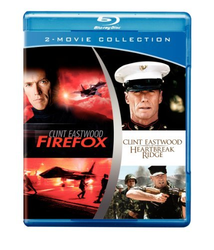 Heartbreak Ridge Firefox Eastwood Clint Blu Ray Ws Nr