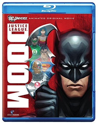 Justice League Doom Ws Blu Ray Nr Incl. DVD