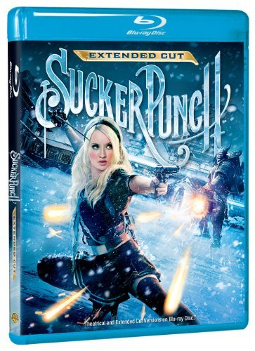Sucker Punch Browning Cornish Malone Blu Ray DVD R