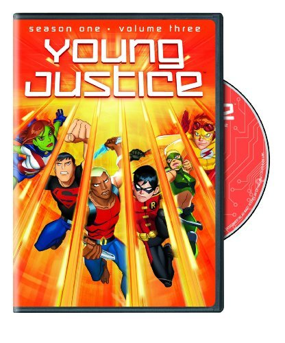 Young Justice Vol. 3 Season 1 Nr