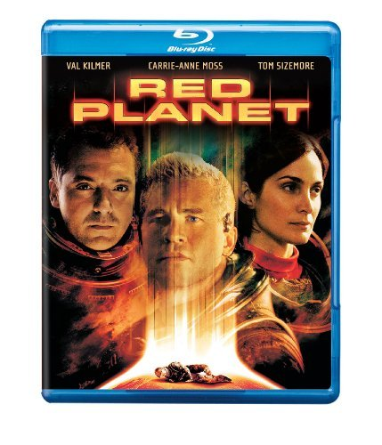 Red Planet Baker Kilmer Bratt Blu Ray Ws Pg13