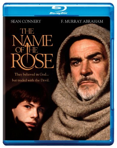 Name Of The Rose Connery Slater Blu Ray Ws Nr