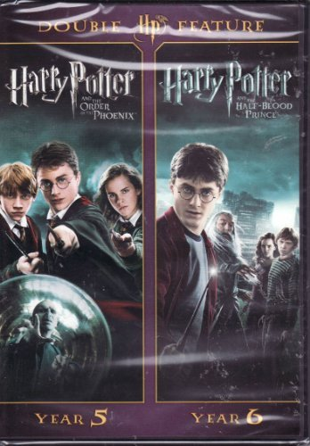 Harry Potter & The Order Of The Phoenix Harry Harry Potter Double Feature