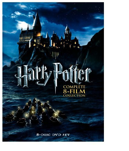 Harry Potter The Complete Collection DVD Nr Ws