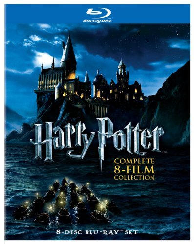 Harry Potter The Complete Collection Blu Ray Nr Ws