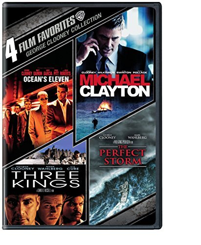 George Clooney 4 Film Favorites Nr 4 DVD