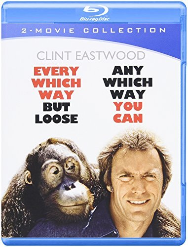Every Which Way But Loose Any Eastwood Clint Blu Ray Ws Nr