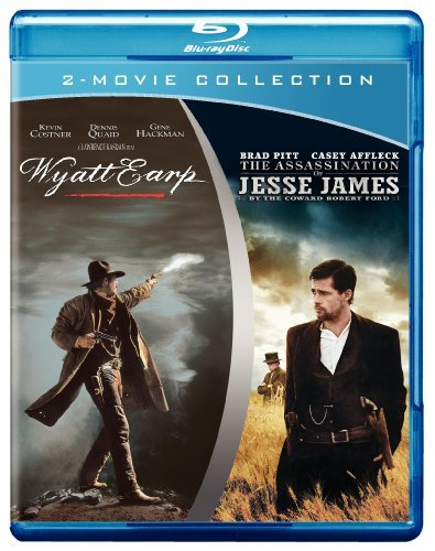 Wyatt Earp Assassination Of Je Wyatt Earp Assassination Of Je Blu Ray Ws Nr