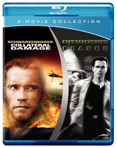 Eraser Collateral Damage Eraser Collateral Damage Blu Ray Ws Nr