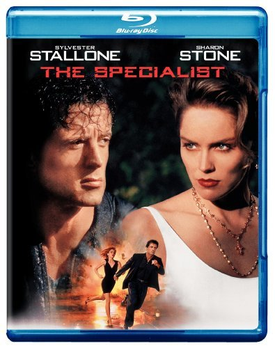Specialist (1994) Stallone Stone Woods Steiger R Blu Ray Ws R
