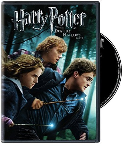 Part 1 Harry Potter & The Deathly Hallows Radcliffe Grint Watson 2 Disc Special Edition