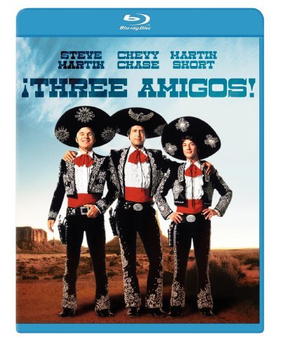 Three Amigos Martin Chase Short Blu Ray Ws Pg