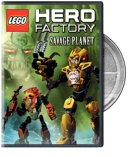 Savage Planet Lego Hero Factory Nr