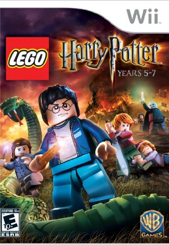 Wii Lego Harry Potter Years 5 7 Lego Harry Potter Years 5 7