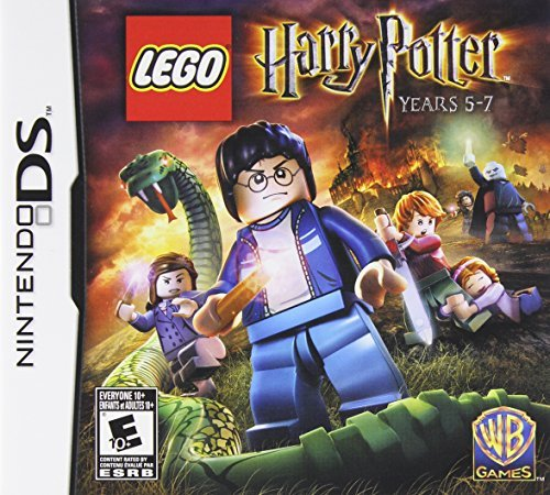 Nintendo Ds Lego Harry Potter Years 5 7 Whv Games E10+