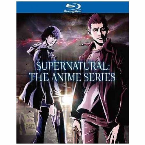 Supernatural The Anime Series Supernatural The Anime Series Blu Ray Ws Nr 2 Br