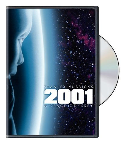 2001 A Space Odyssey Dullea Lockwood Sylvester DVD Nr Ws Fs