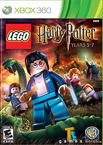 Xbox 360 Lego Harry Potter Years 5 7