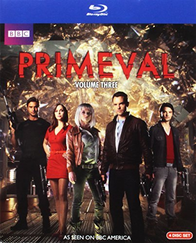 Primeval Vol. 3 Ws Blu Ray Nr 2 DVD