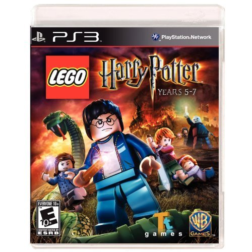 Ps3 Lego Harry Potter Years 5 7 Whv Games E10+