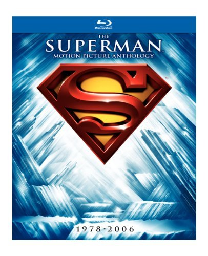 Superman The Motion Picture Anthology Blu Ray Nr 8 Br