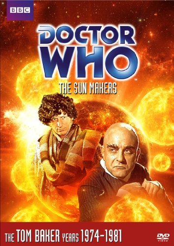 Doctor Who The Sun Makers (ep Doctor Who Nr