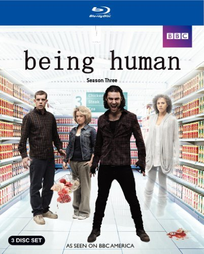 Being Human Being Human Season 3 Blu Ray Ws Nr 3 Br
