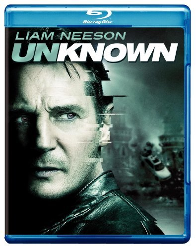 Unknown Neeson Kruger Jones Blu Ray