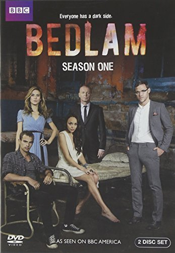 Bedlam Season 1 Nr 2 DVD