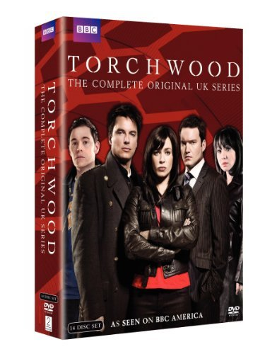 Torchwood Torchwood The Complete Origin Complete Original Uk Series Nr 14 DVD