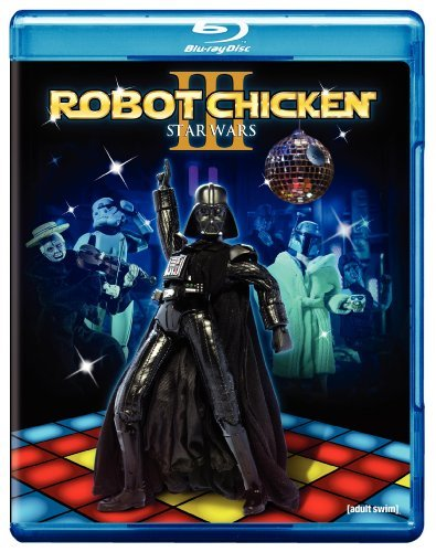 Robot Chicken Star Wars 3 Robot Chicken Star Wars 3 Blu Ray Ws Nr