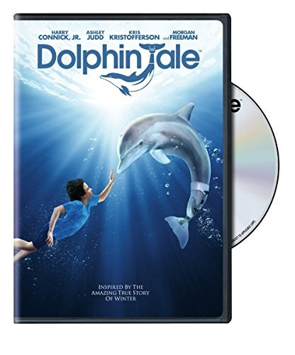 Dolphin Tale Connick Judd Kristofferson DVD Pg Ws