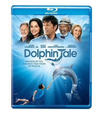Dolphin Tale Connick Judd Kristofferson Blu Ray Ws Pg Incl. DVD Dc
