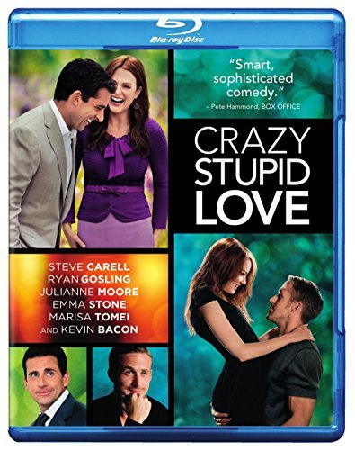 Crazy Stupid Love [blu Ray] Carell Gosling Moore Blu Ray Ws Nr Incl. DVD Dc