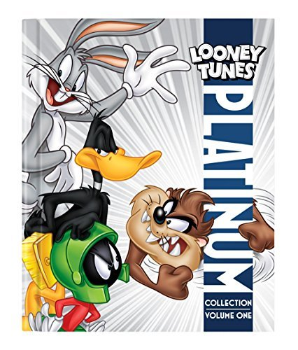 Looney Tunes Vol. 1 Platinum Collection Ws Blu Ray Nr 3 DVD